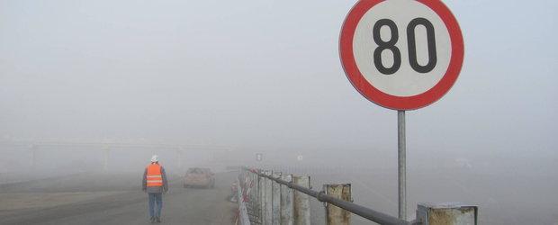 Pe cei 52 de kilometri din autostrada Bechtel nu vrea sa-i intretina nimeni cu 9,1 mil. lei
