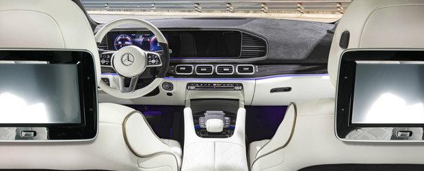Pe lux si opulenta. Cel mai sofisticat Mercedes GLE vine de la Hofele si arata de zile mari