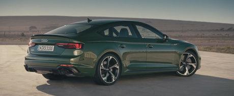 Pe noi ne-a convins deja. Noul Audi RS5 Sportback arata si suna de milioane in primele materiale video oficiale