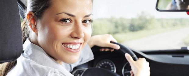 Pe tocuri la volan: dileme existentiale ale femeilor