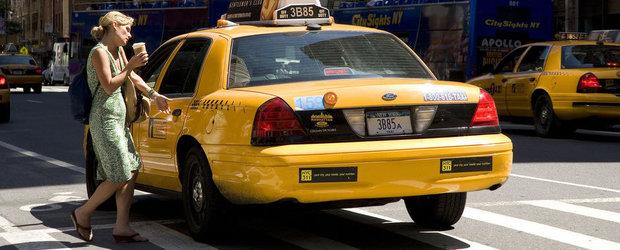 Pe tocuri la volan: Oda taximetristilor