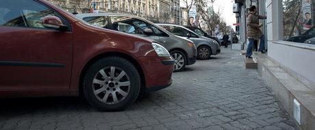 Pe tocuri la volan: Parcarea, rugaciunile si spaga