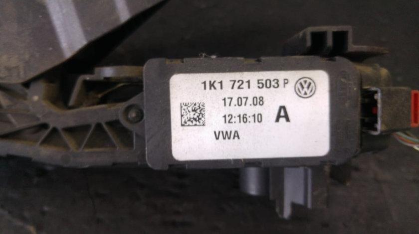 Pedala acceleratie 1k1721503p vw golf 5 seat leon audi a3 8p skoda octavia 2 superb 2