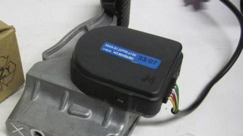 Pedala acceleratie cu senzor Man TGA,TGL MAN OE 81259706100