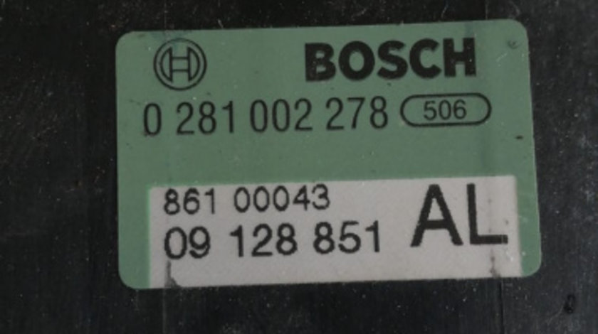 Pedala acceleratie Opel Astra G cod 09128851AL