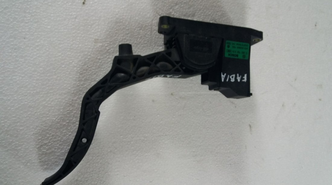 Pedala acceleratie Skoda Fabia 1.4 D Leon 1.9 Polo 1.7 Toledo cod 6Q1721503B