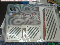 Pedale BMW marca FOLIATEC