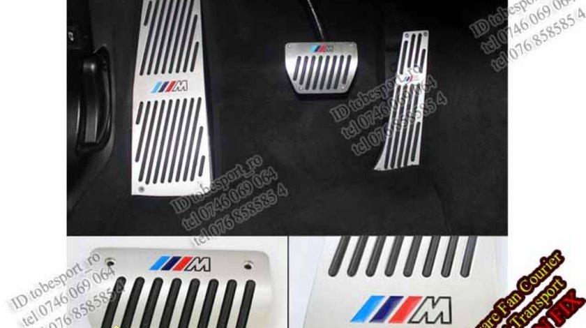 Pedale M BMW E60 E61 E63 E64 Seria 5 Seria 6 Aluminiu M