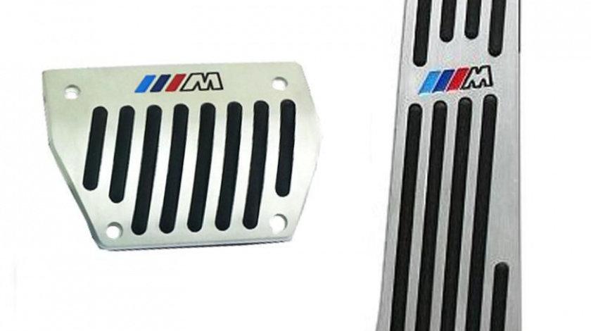 Pedale Sport Aluminiu BMW X5 E53, Transmisie Automata