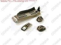 Pedale Sport Din Aluminiu + Footrest Audi Rs4 2002
