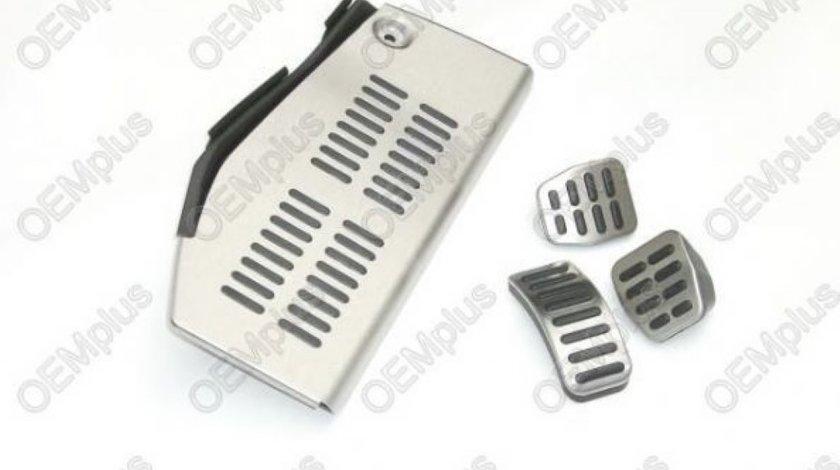 Pedale Sport Din Aluminiu + Footrest Vw Golf 4/bora/passat Seat Ibiza