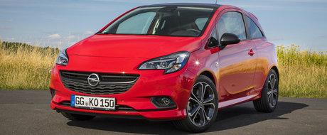 Pentru cei care nu vor OPC-ul, Opel lanseaza Corsa S. Ce performante are mini hot-hatch-ul