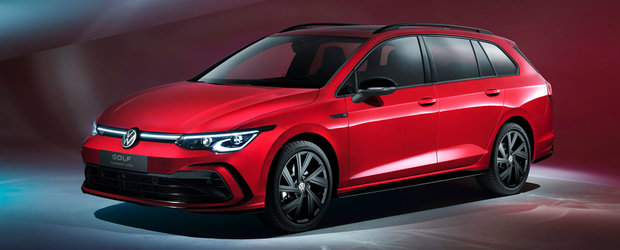 Pentru cei care vor un Golf si mai util, VW lanseaza noile versiuni Variant si Alltrack