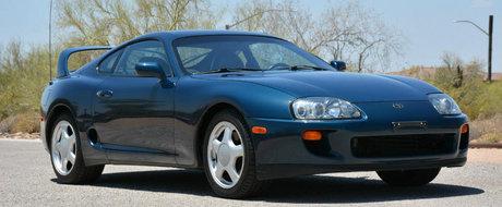"""Pentru o suma """"modica"""" poti cumpara o Toyota Supra din 94. Am uitat sa mentionam ca e cea care trebuie?"""