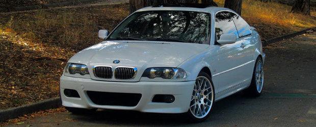 Pentru posesorii de BMW E46: super pret la bara fata completa M3 look