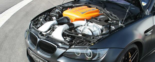 Pentru pretul unui Logan la mana a doua poti conduce un BMW cu 501 CP sub capota. Ce trebuie sa faci