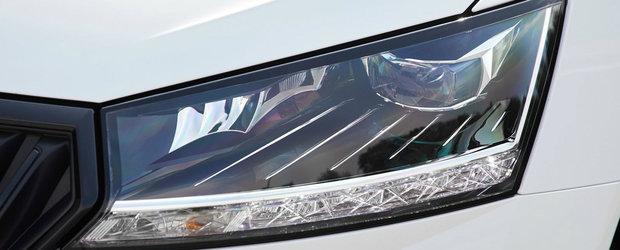 Pentru TDI apasa tasta VW: Noua masina de la Skoda nu ofera niciun motor diesel