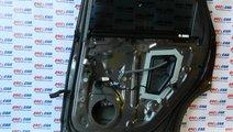 Perdea geam dreapta spate Audi Q7