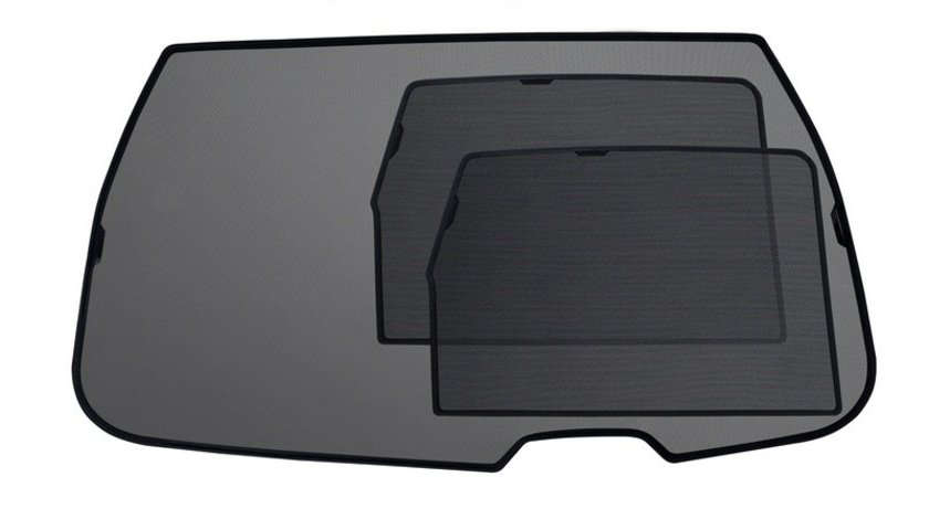 Perdele auto ART Luxury compatibil AUDI Q7 4L SUV 2005-2015 COD: LUX10 VistaCar