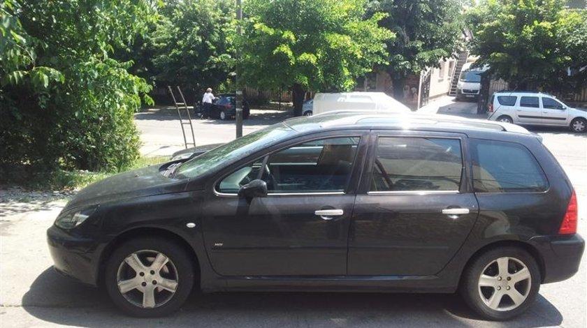 Perdele interior geamuri Peugeot 307 SW break 2001-2009