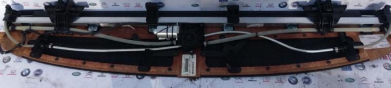 Perdeluta electrica cu placa luneta spate Audi A8 4H motor 4.2tdi CDSB 351CP 4h0863412
