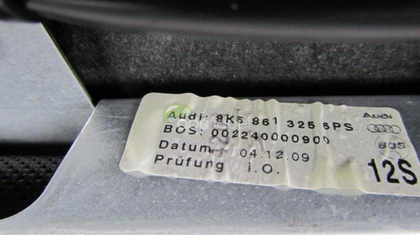 Perdeluta electrica originala Audi A4 8K cod 8K5861325