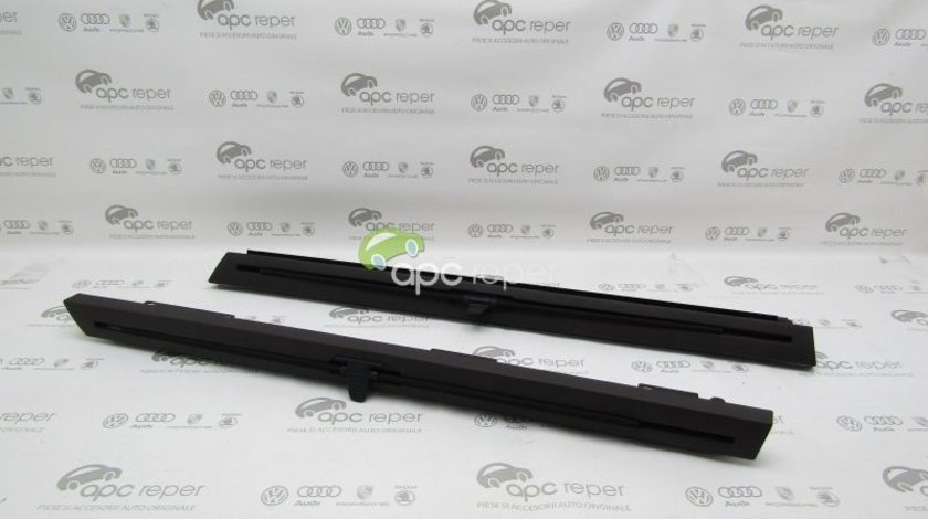 Perdelute usi spate (stanga/dreapta) Audi Q7 4M - Cod: 4M0861333D / 4M0861334D