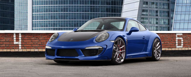 Perfectiunea are un nou nume: Porsche 911 Stinger by TopCar