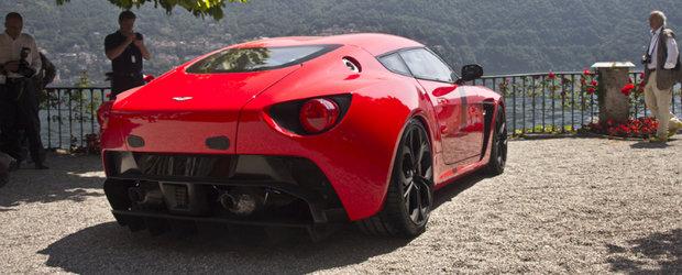 Perfectiunea in sunet se numeste Aston Martin V12 Zagato
