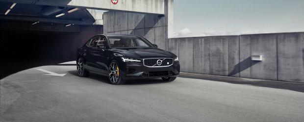Performanta incredibila pentru Volvo. Toate exemplarele S60 T8 Polestar Engineered s-au dat in 39 de minute