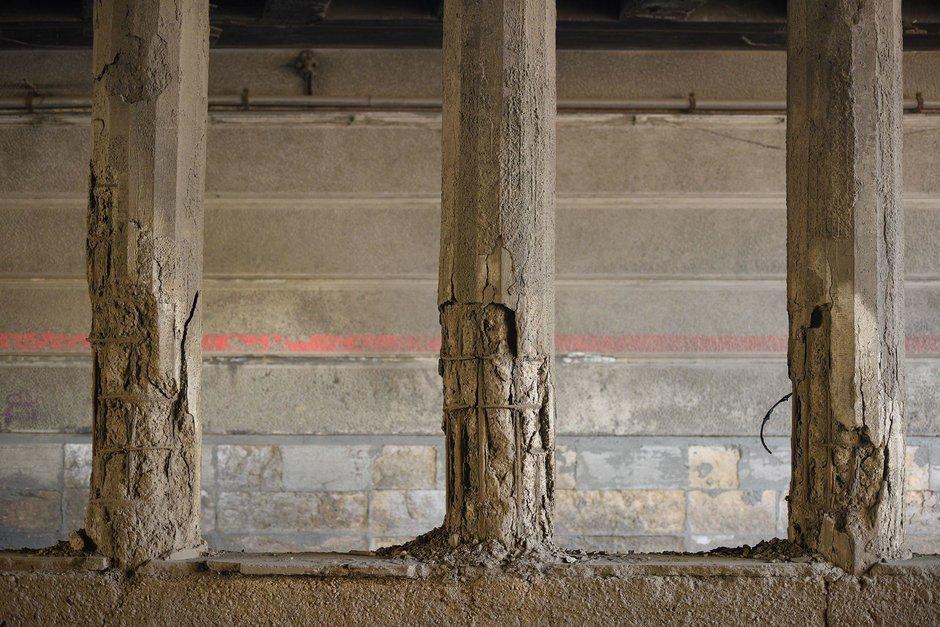 PERICOL DE MOARTE IN BUCURESTI: Podul Constanta este pe cale sa se prabuseasca!