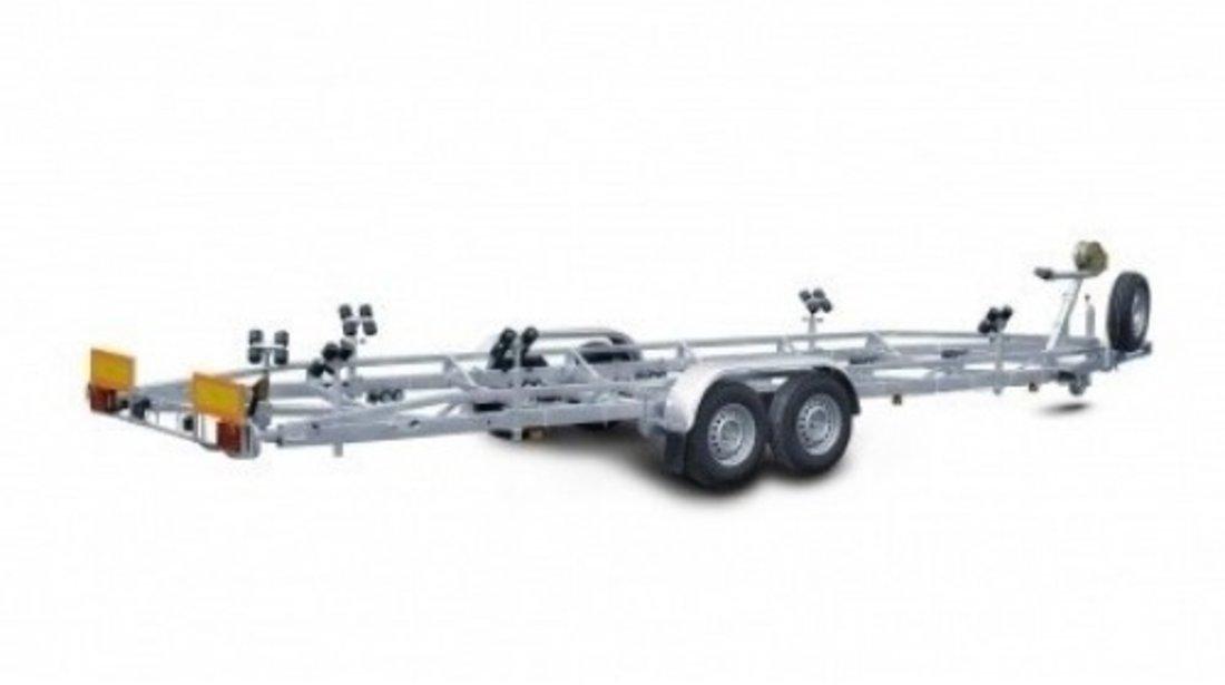 peridoc transport barci 3500 kg dimensiune utila de 9000 x 2550 mm
