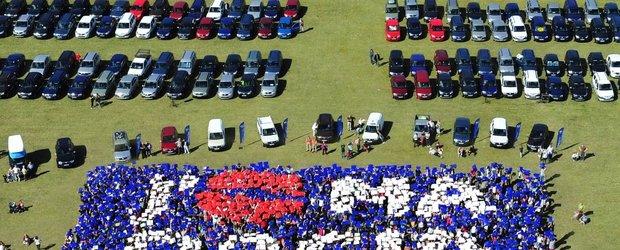 Peste 10 000 de participanti s-au inscris pentru a sarbatori 8 ani de la aparitia Dacia in Franta: Marele Picnic anual se anunta un succes