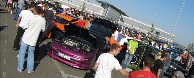 Peste 100 de masini inscrise la Tuning-Show, in cadrul Drift Grand Prix!