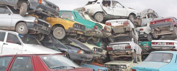 Peste 1000 de masini casate in primele zile de Rabla 2011