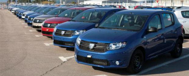 Peste 6 milioane m3 de componente exportate de Dacia in 7 ani