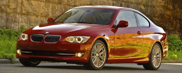 Peste 700.000 de automobile BMW chemate pentru verificari