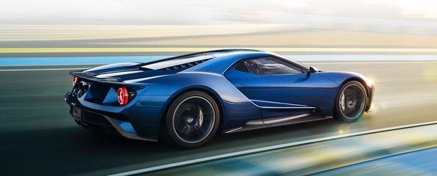 Peste 7000 de clienti si-au exprimat dorinta de a cumpara unul din cele 500 de Forduri GT