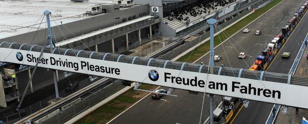 """Peste o jumatate de secol de """"Freude am Fahren"""". Istoria celebrului slogan BMW"""