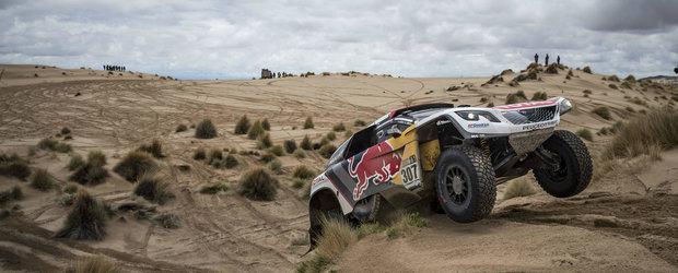 Peterhansel si Peugeot castiga Raliul Dakar 2017