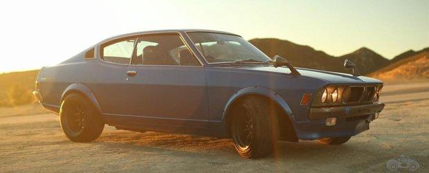 Petrolicious ne prezinta un Mitsubishi Colt Galant, un muscle-car japonez