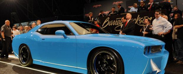 Petty's Garage Dodge Challenger SRT8 - Wanna bid?