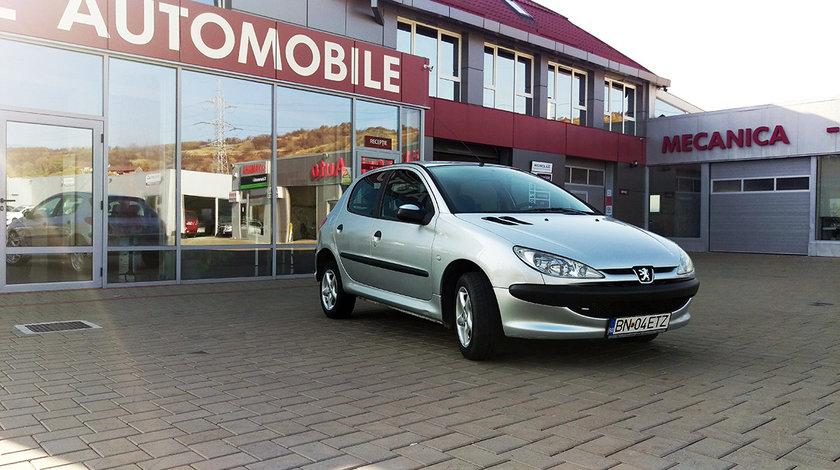 Peugeot 206 1,4 diesel 2004