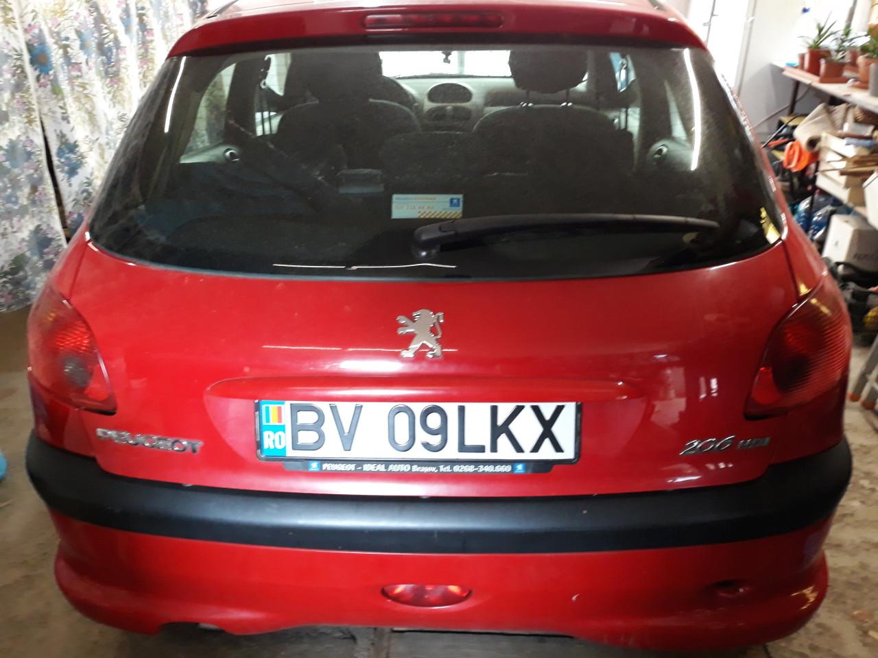 Peugeot 206 1.4 TDI 2006