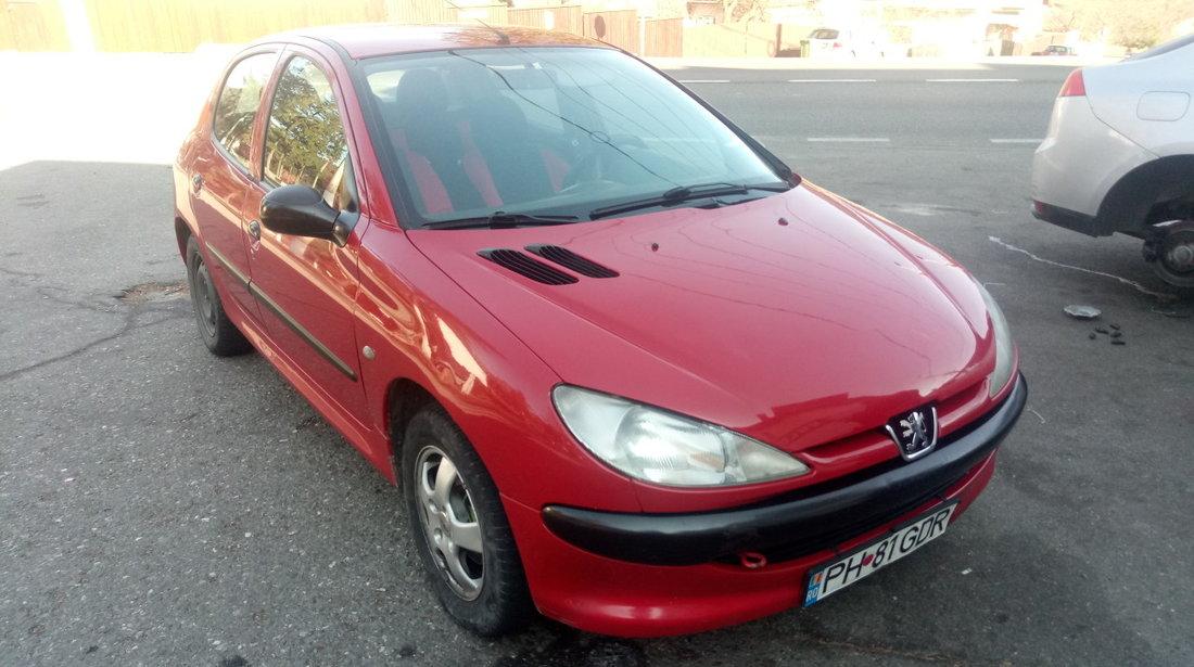Peugeot 206 1.9d sdi 2000
