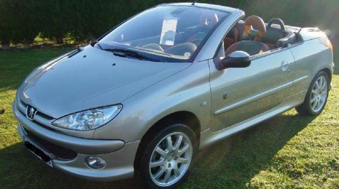 Peugeot 206 CC 1.6 2005