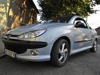 Peugeot 206 CC 1.6 benzina 2004