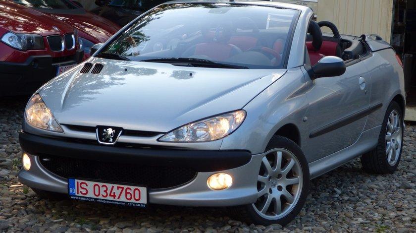 Peugeot 206 CC 2.0 2002