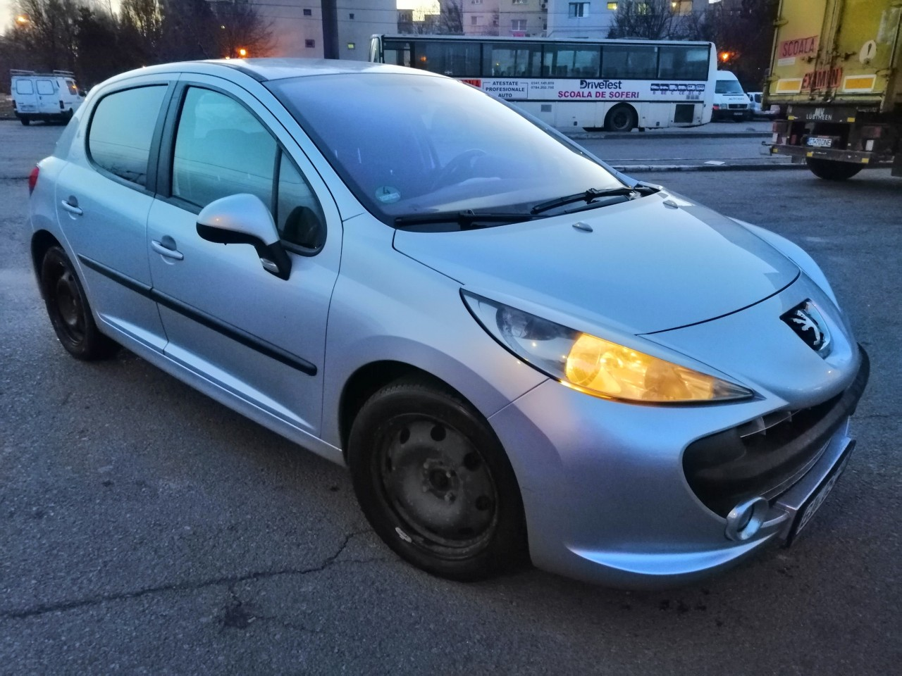 Peugeot 207 1.6 2008