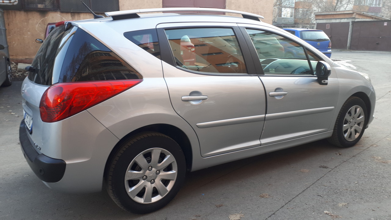 Peugeot 207 CLIMA PANORAMIC 2009